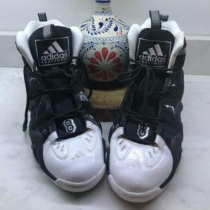 68dd66133cb0 Adidas Crazy 8 Kobe Bryant Black Retro size 11.5.  75  150. Size  11.5 ·  Adidas · topshelfthrift topshelfthrift. 1. adidas